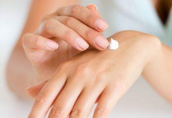 skincare-hand